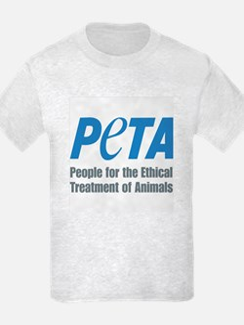 PETA Logo T-Shirt