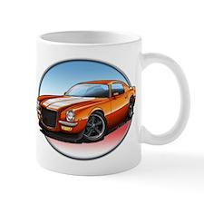 Orange 70s Camaro Mug