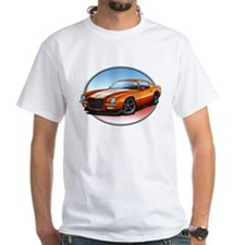 Orange 70s Camaro Shirt