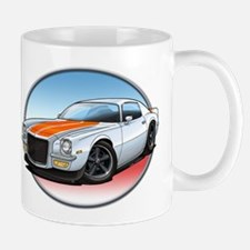 White 70s Camaro Mug