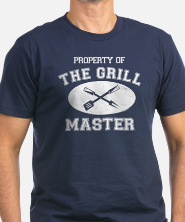 Property of Grill Master T