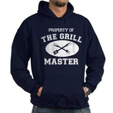 Property of Grill Master Hoodie