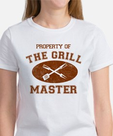 Property of Grill Master Women's T-Shirt