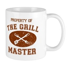 Property of Grill Master Mug