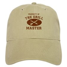 Property of Grill Master Baseball Cap