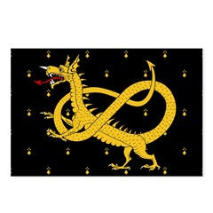 Dragon Watch Postcards (Package of 8)