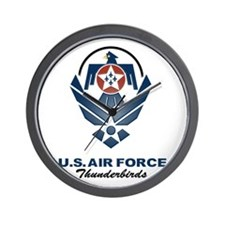 USAF Thunderbird Wall Clock