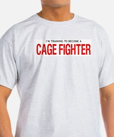 CAGE FIGHTER / Napoleon Dynamite Ash Grey T-Shirt