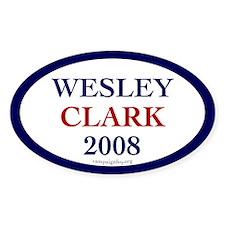 Wesley Clark 2008 (Oval)