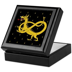 Dragon Watch Keepsake Box