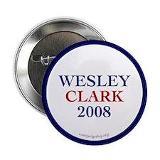 Wesley Clark 2008 Button