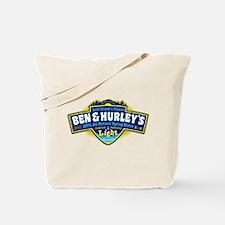 Ben & Hurley's Spring Water Tote Bag