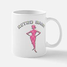 Retro Babe Mug