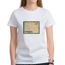 Oregon Stamp Tee