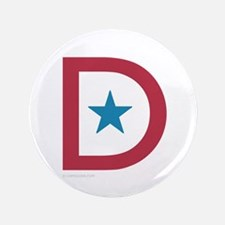 "Deployment Flag D 3.5"" Button"