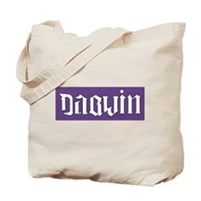 Darwin Is Wrong Tote Bag