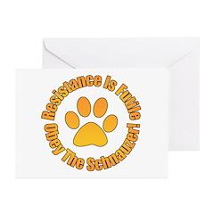 Schnauzer Greeting Cards (Pk of 20)