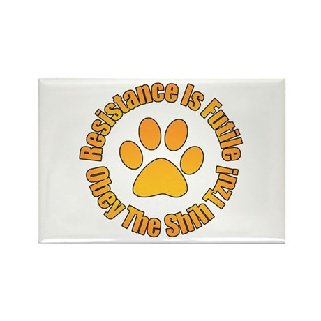 Shih Tzu Rectangle Magnet (10 pack)