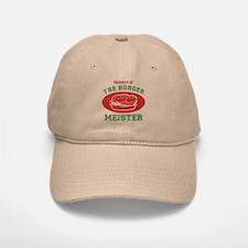 Property of Burger Meister Baseball Baseball Cap