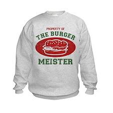 Property of Burger Meister Sweatshirt