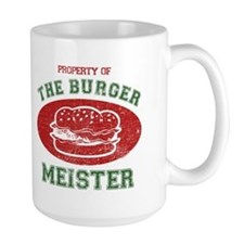 Property of Burger Meister Mug