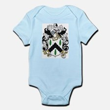 Smithwick Coat of Arms Infant Creeper