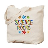 Science Canvas Bags