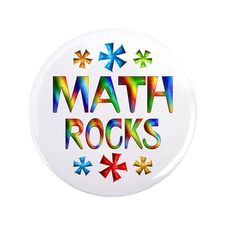 """Math 3.5"""" Button (100 pack)"""