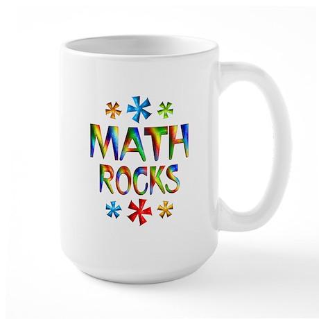 Math Large Mug
