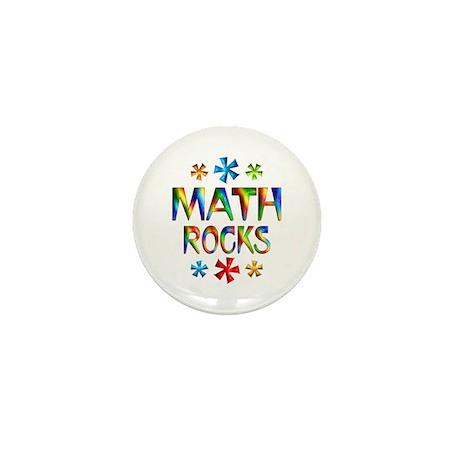 Math Mini Button (100 pack)