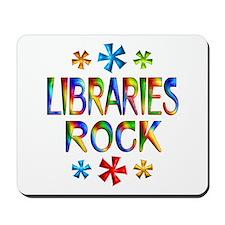 Libraries Mousepad