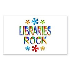 Libraries Decal