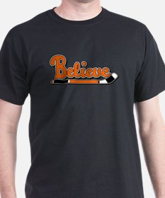 Believe Orange Black!! T-Shirt
