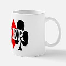 Well Suited for Poker Mug