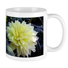 the Yellow Dahlia Mug