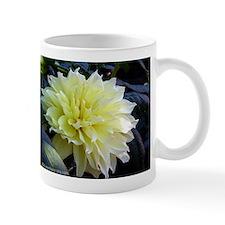 the Yellow Dahlia Small Mug