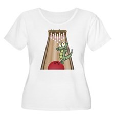 Cute Bowling alley T-Shirt