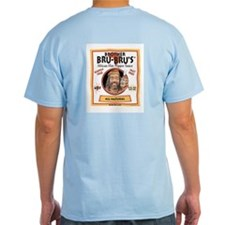 Brother Bru Bru's Light blue T-Shirt