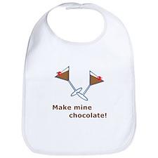 Make Mine Chocolate! Bib