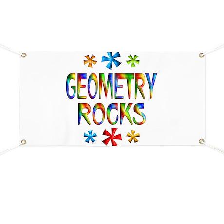 Geometry Banner