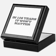 In 100 Years Keepsake Box