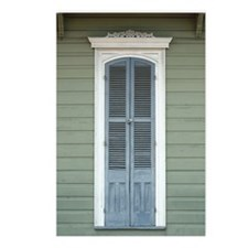 French Quarter Window Postcards (Package of 8)
