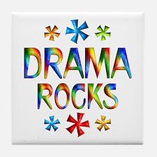 Drama Tile Coaster