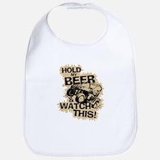 HOLD MY BEER Bib