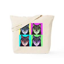 Sumo the Shiba Inu Tote Bag