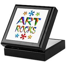Art Keepsake Box
