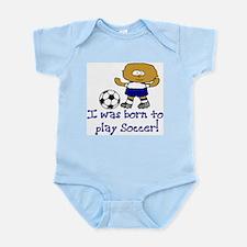 Born to Play Jacob Infant Creeper