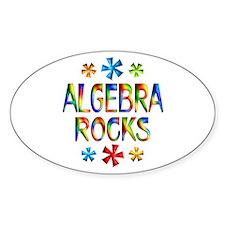 Algebra Decal