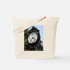 CORTELYOU ROAD CLOCK Tote Bag