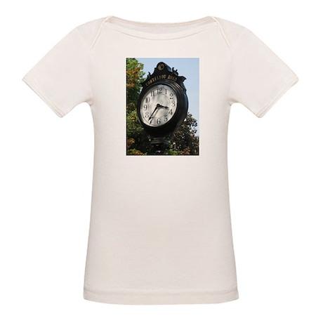 CORTELYOU ROAD CLOCK Organic Baby T-Shirt